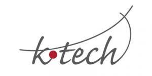 K tech. Logo.